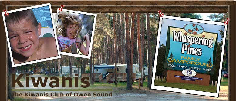 Kiwanis Whispering Pines Campground